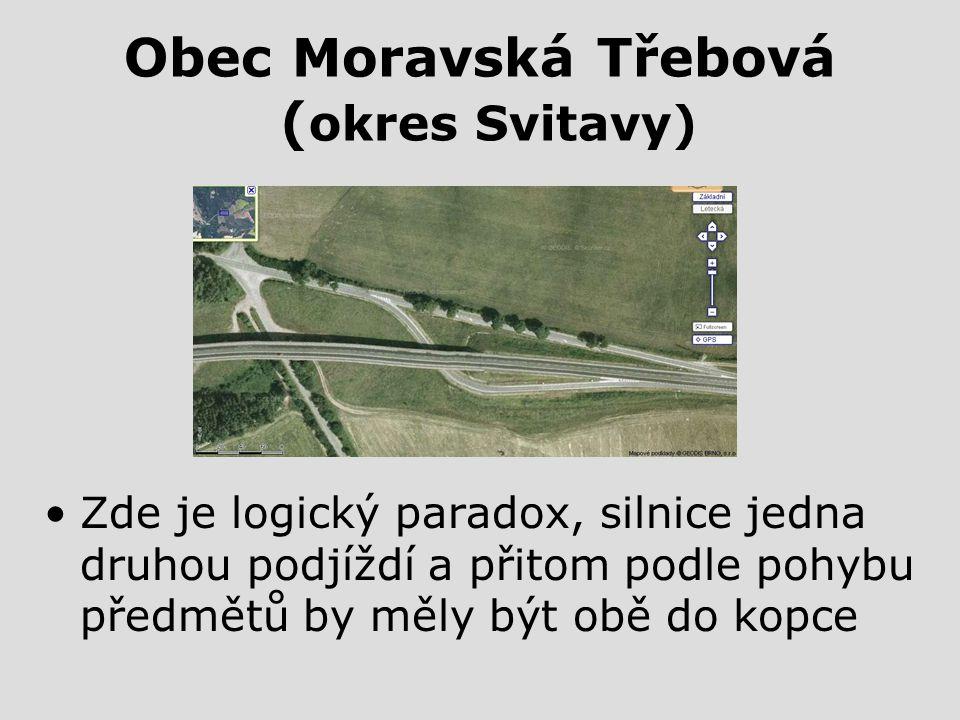 Obec Moravská Třebová (okres Svitavy)