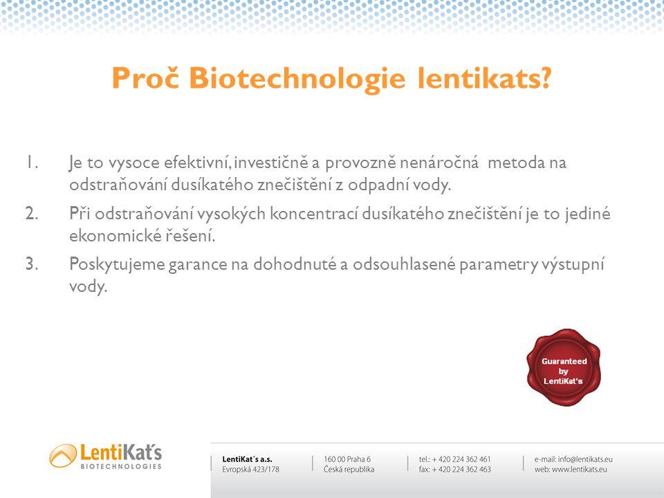 Proč Biotechnologie lentikats