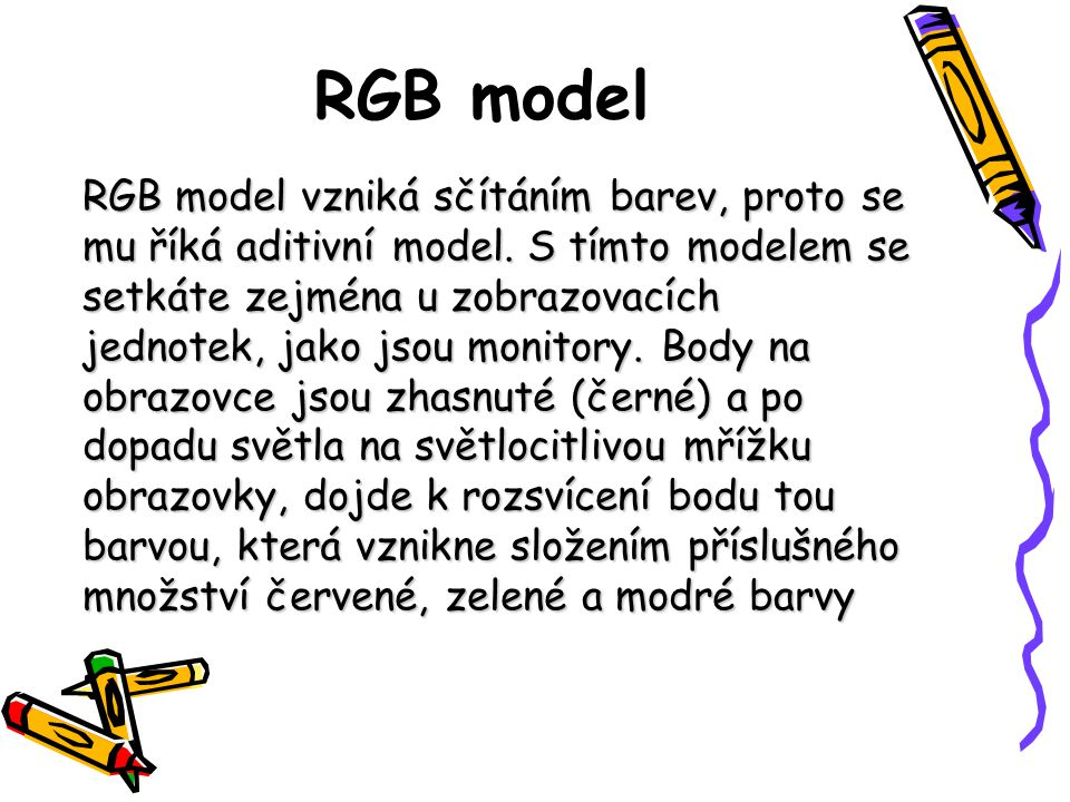 RGB model