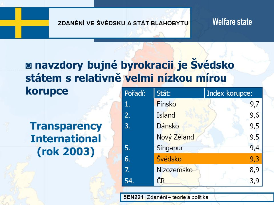 Transparency International (rok 2003)