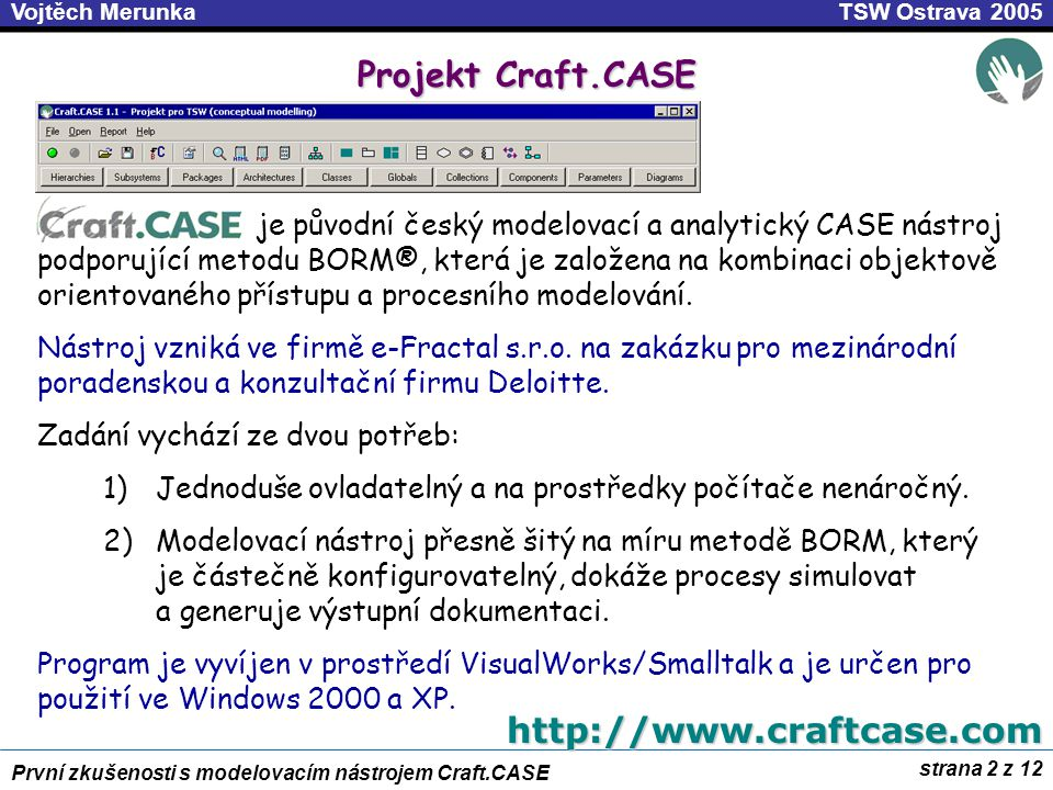 Projekt Craft.CASE http://www.craftcase.com