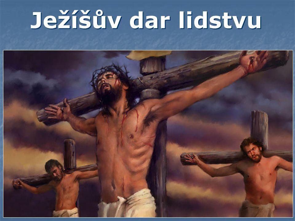 Ježíšův dar lidstvu Ježišová smrť Z pohľadu vedy
