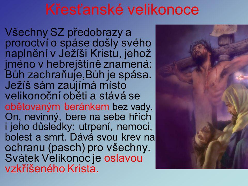 Křesťanské velikonoce