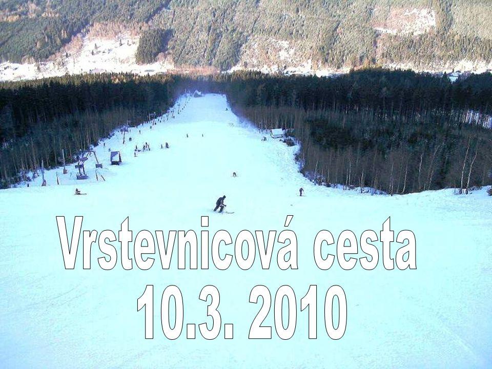 Vrstevnicová cesta 10.3. 2010