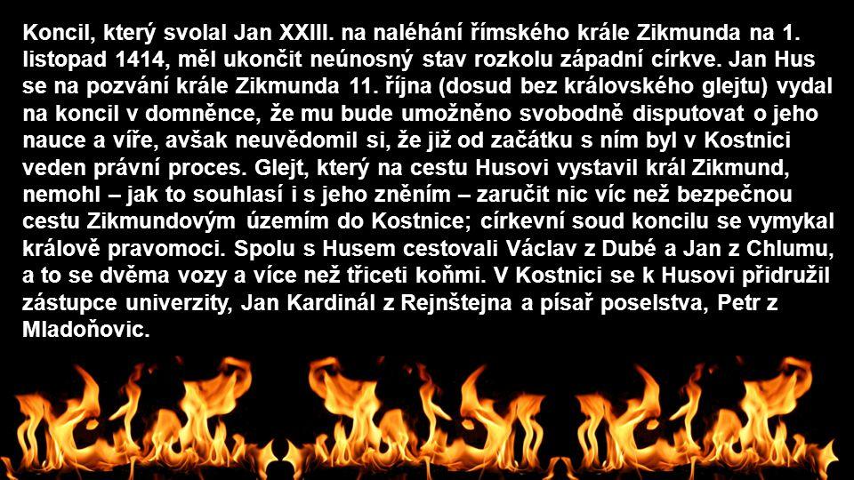 Koncil, který svolal Jan XXIII