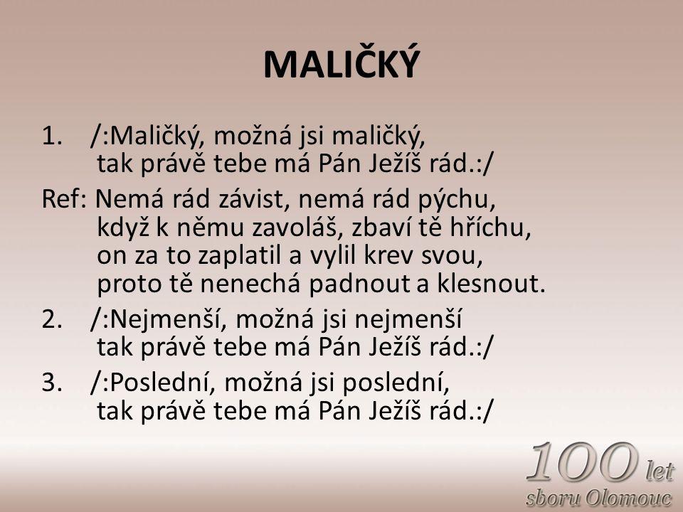 MALIČKÝ