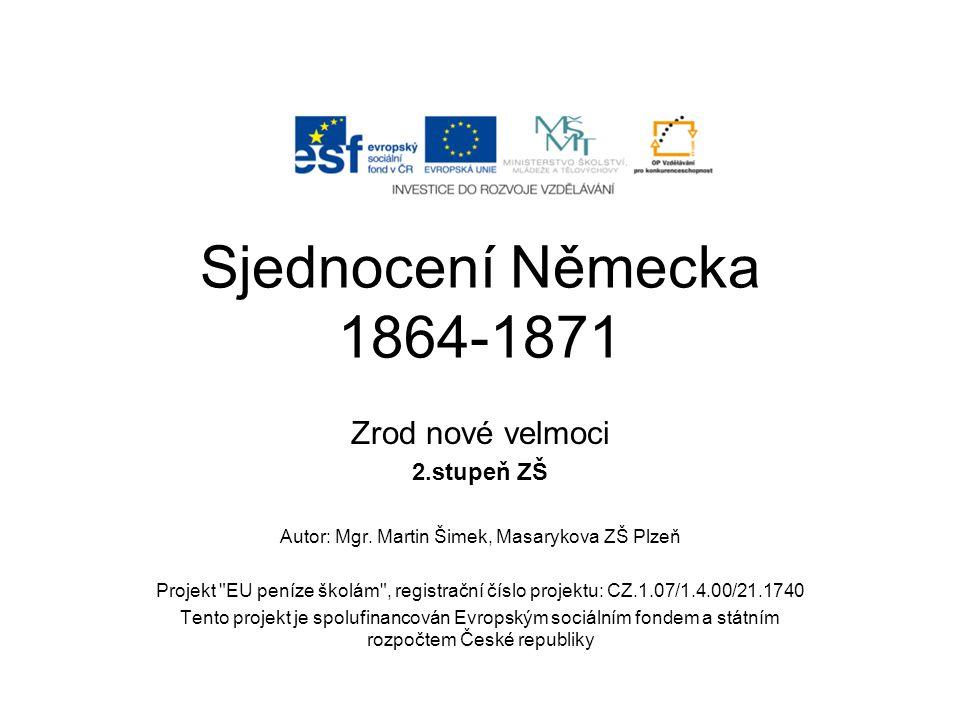 Autor: Mgr. Martin Šimek, Masarykova ZŠ Plzeň