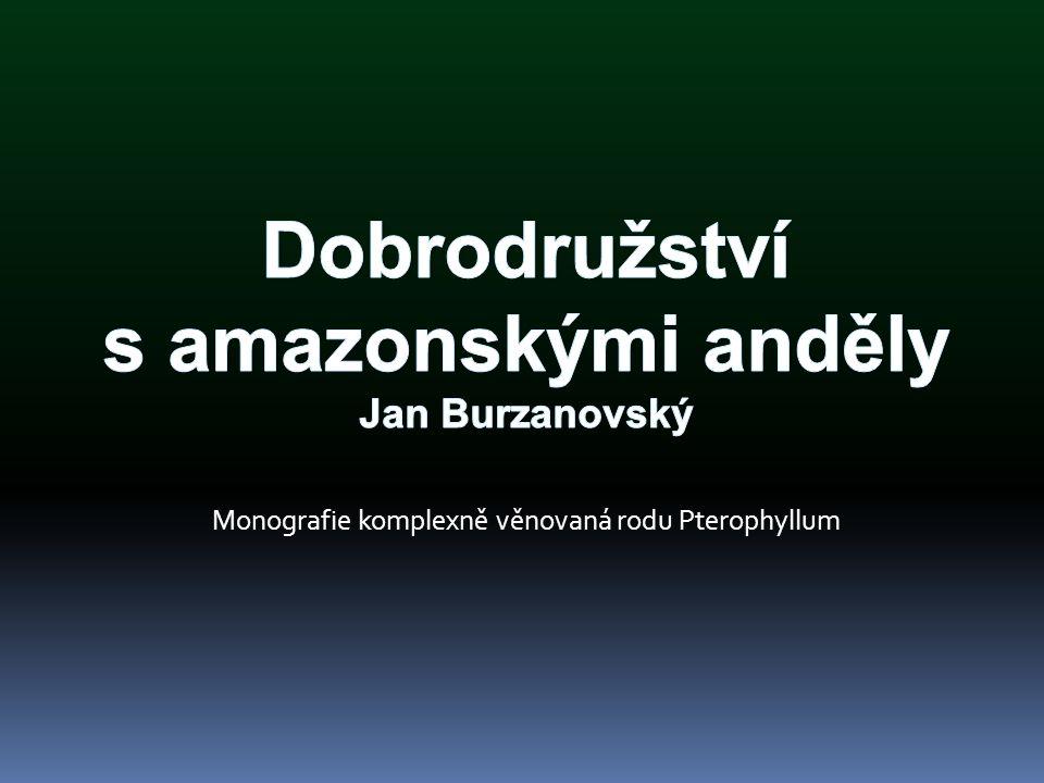 Monografie komplexně věnovaná rodu Pterophyllum