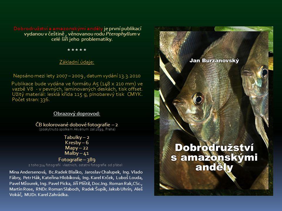 Napsáno mezi lety 2007 – 2009 , datum vydání 13.3.2010