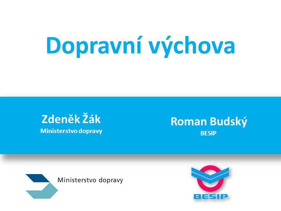 Zdeněk Žák Ministerstvo dopravy