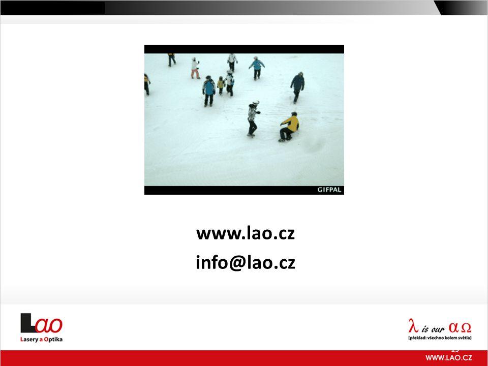 www.lao.cz info@lao.cz