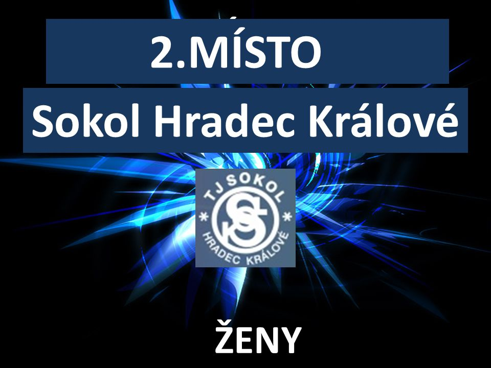 2.MÍSTO Sokol Hradec Králové