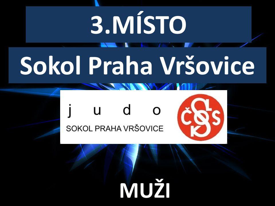 3.MÍSTO Sokol Praha Vršovice