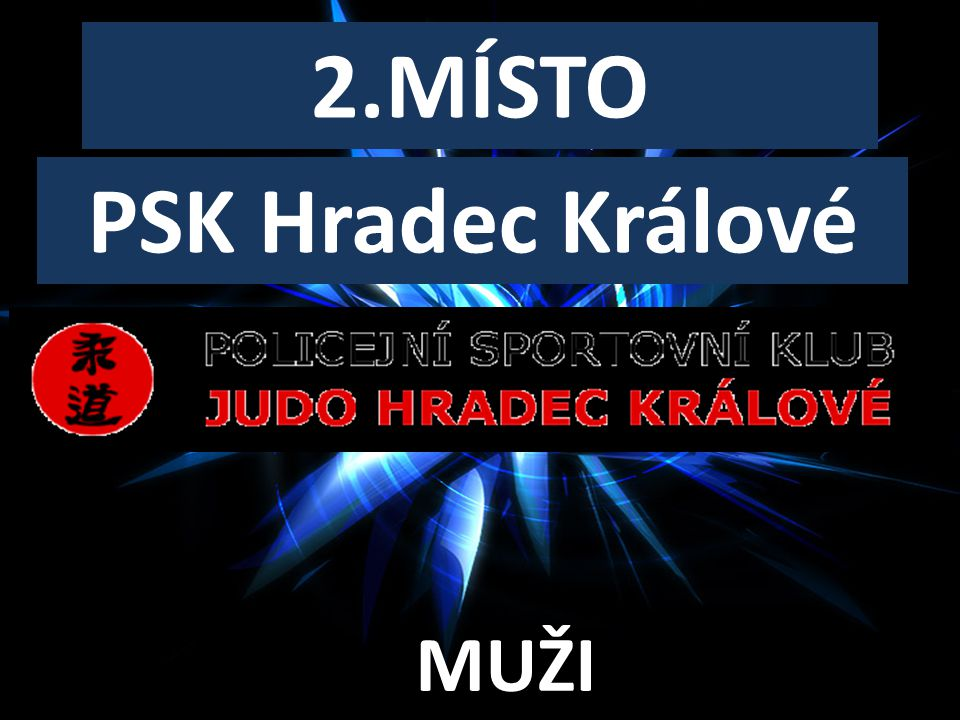 2.MÍSTO PSK Hradec Králové