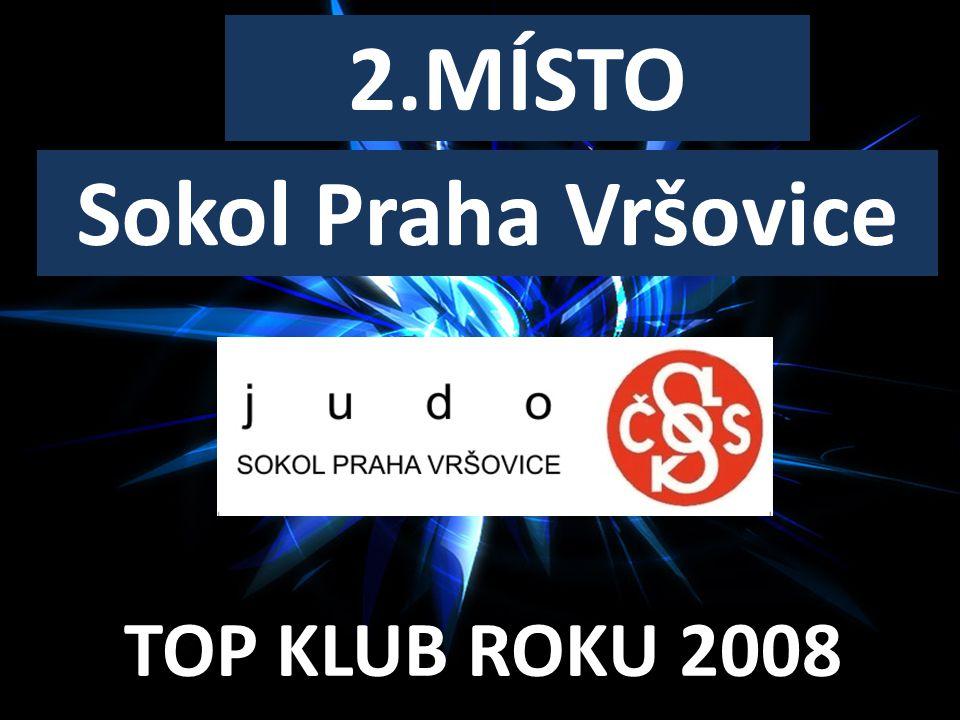 2.MÍSTO Sokol Praha Vršovice