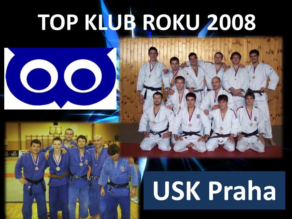 TOP KLUB ROKU 2008 USK Praha