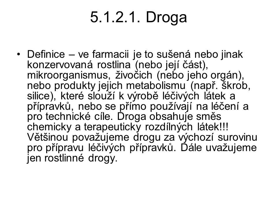5.1.2.1. Droga