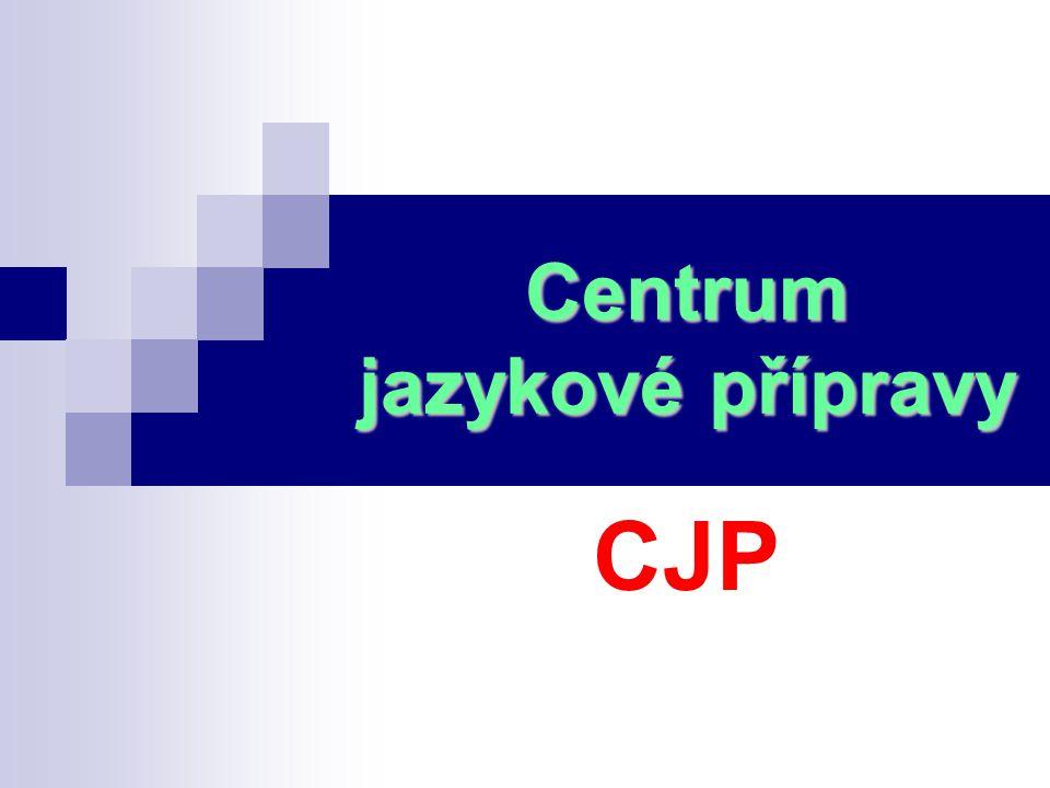 Centrum jazykové přípravy