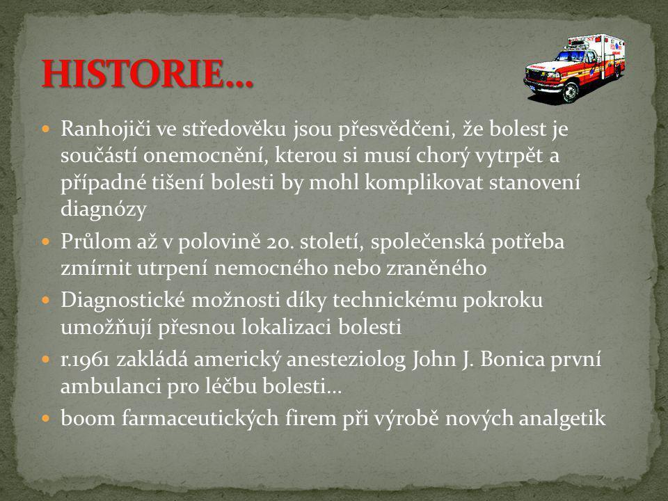 HISTORIE…