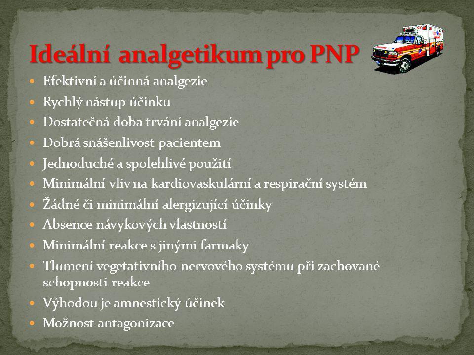 Ideální analgetikum pro PNP