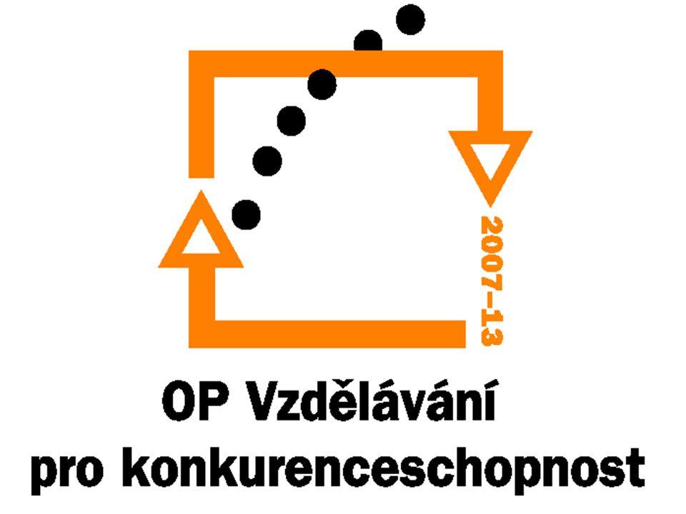 Logo – symbolika rozvoje a zvyšování kvality vzdělávání