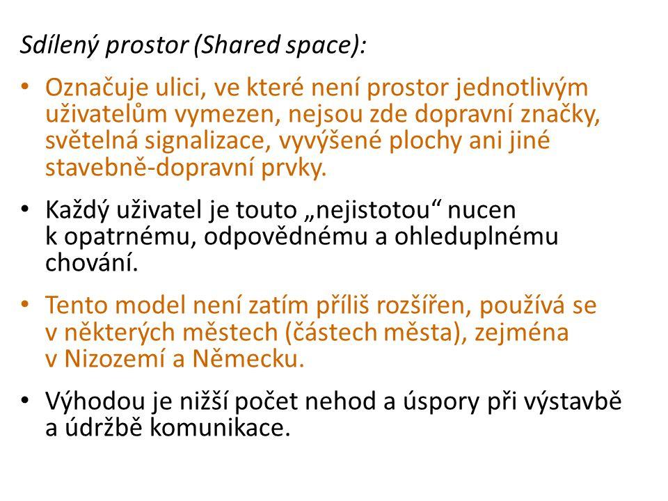 Sdílený prostor (Shared space):