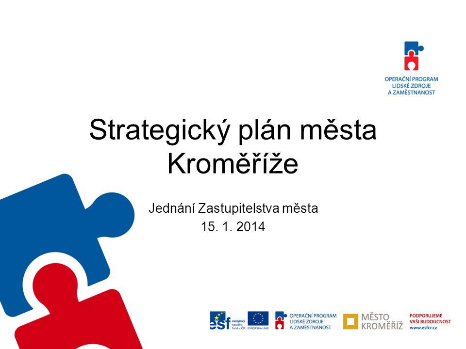 Strategický plán města Kroměříže