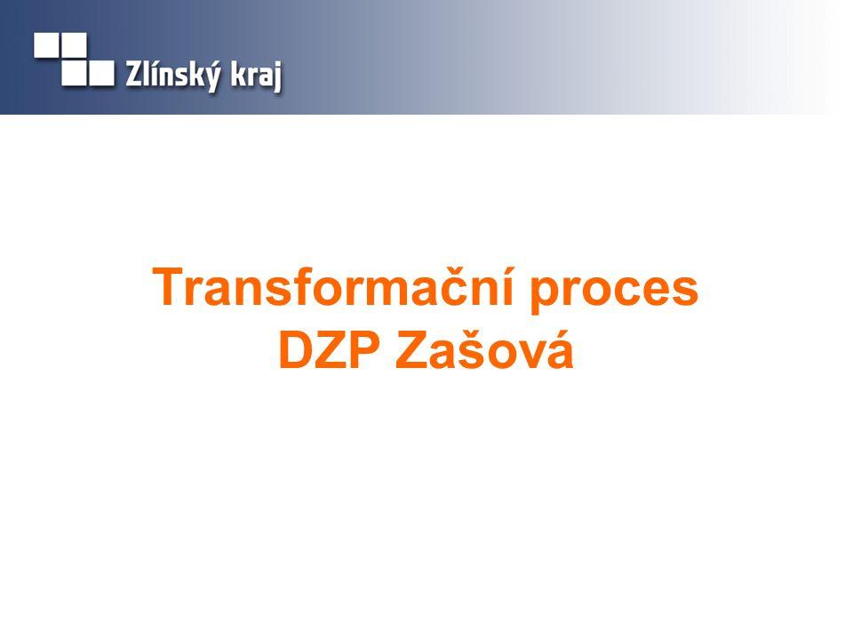 Transformační proces DZP Zašová