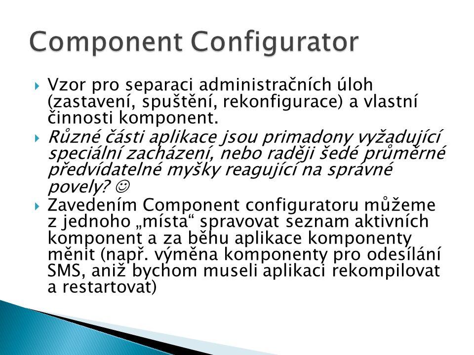 Component Configurator