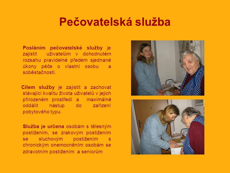 Pečovatelská služba