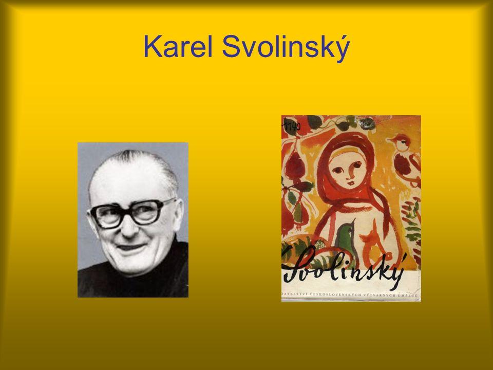 Karel Svolinský