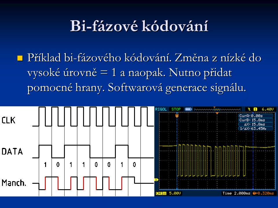 Bi-fázové kódování