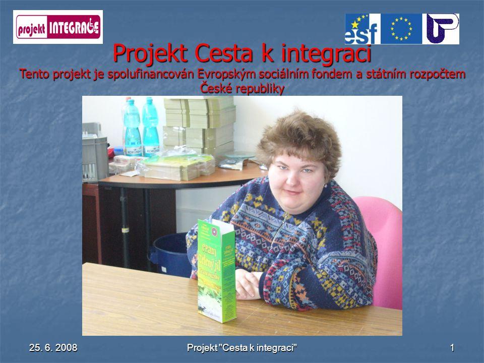 Projekt Cesta k integraci