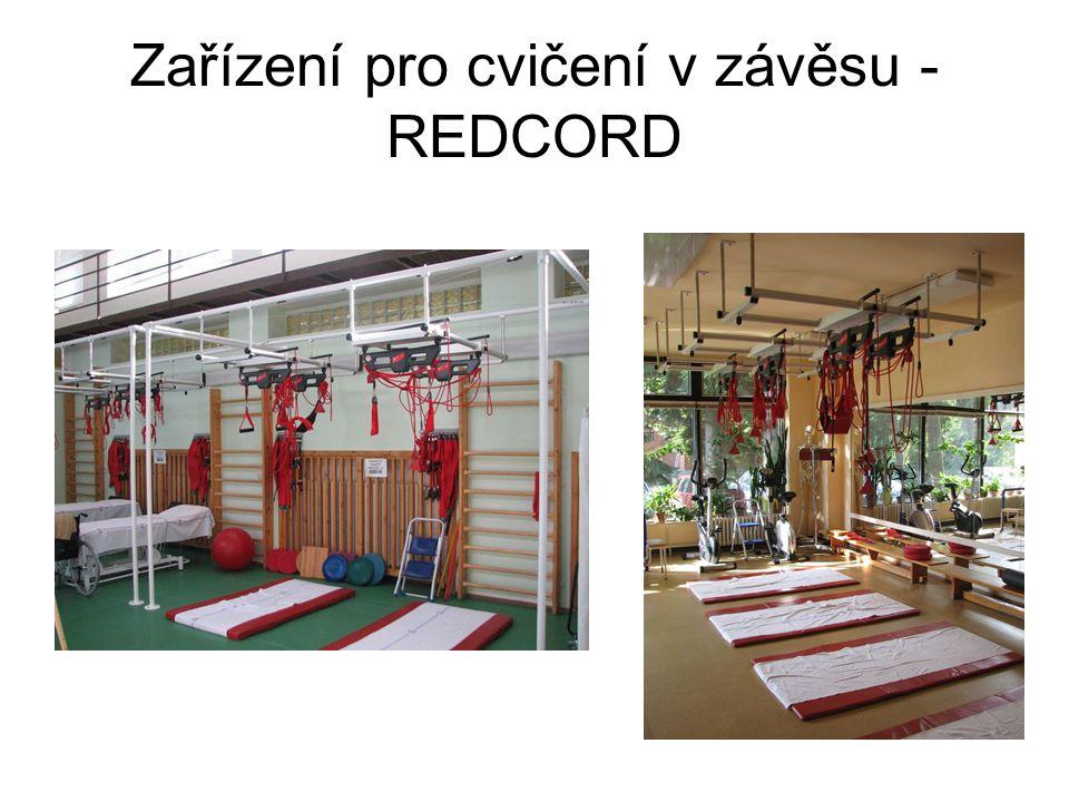 Zařízení pro cvičení v závěsu - REDCORD
