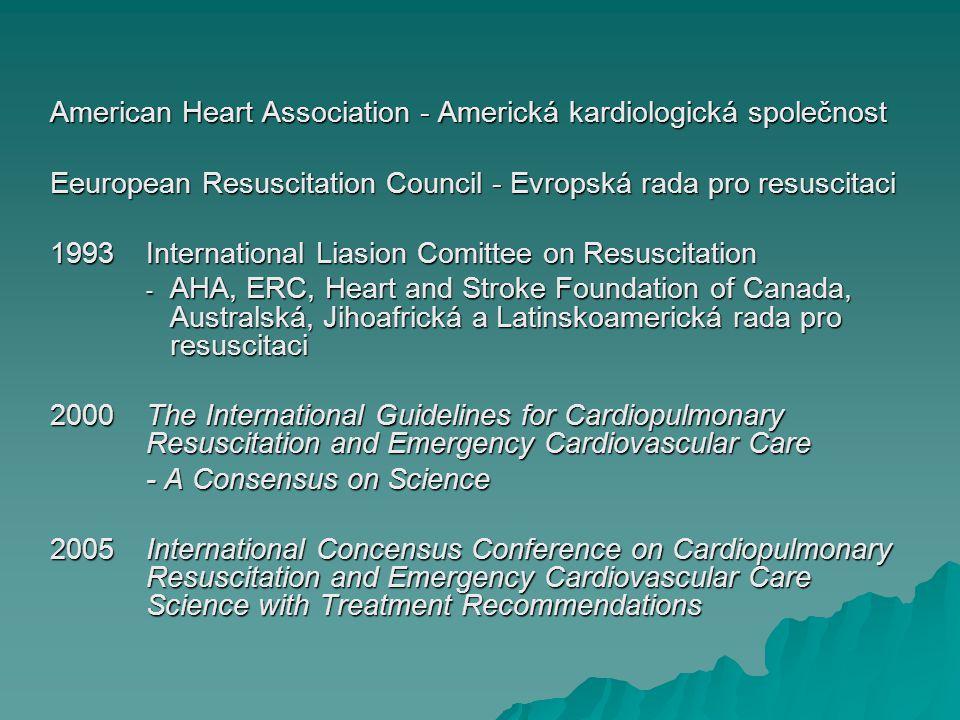 American Heart Association - Americká kardiologická společnost