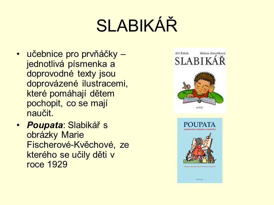 SLABIKÁŘ