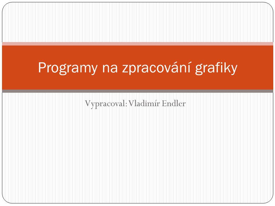 Programy na zpracování grafiky