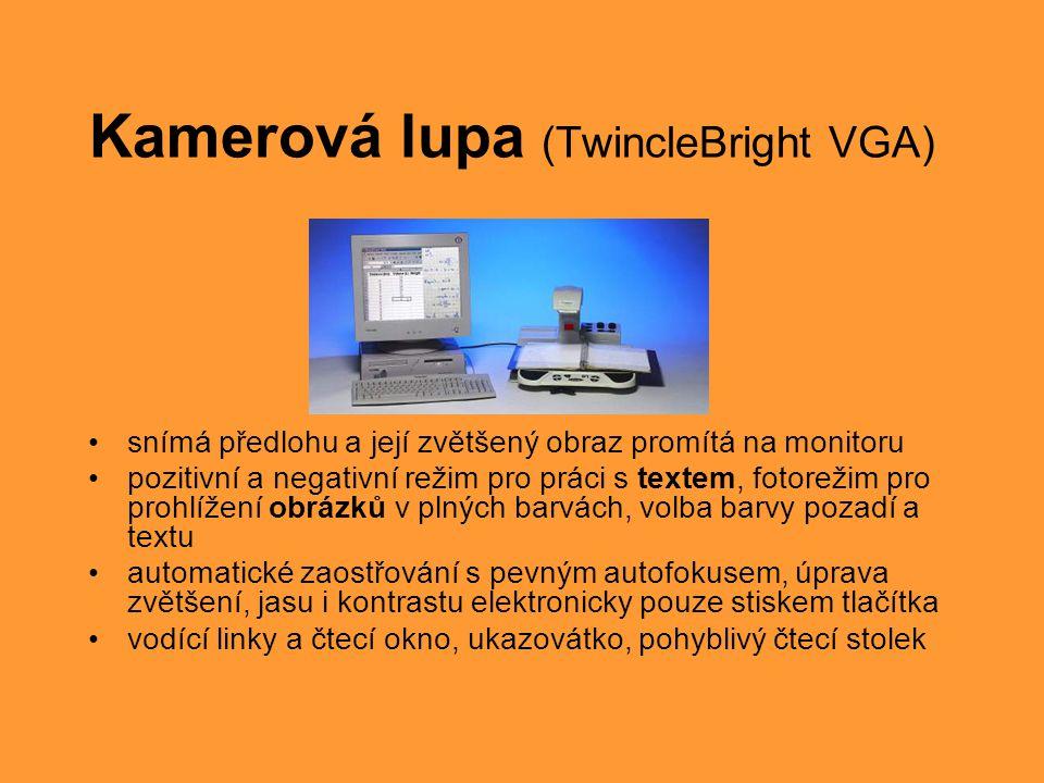 Kamerová lupa (TwincleBright VGA)