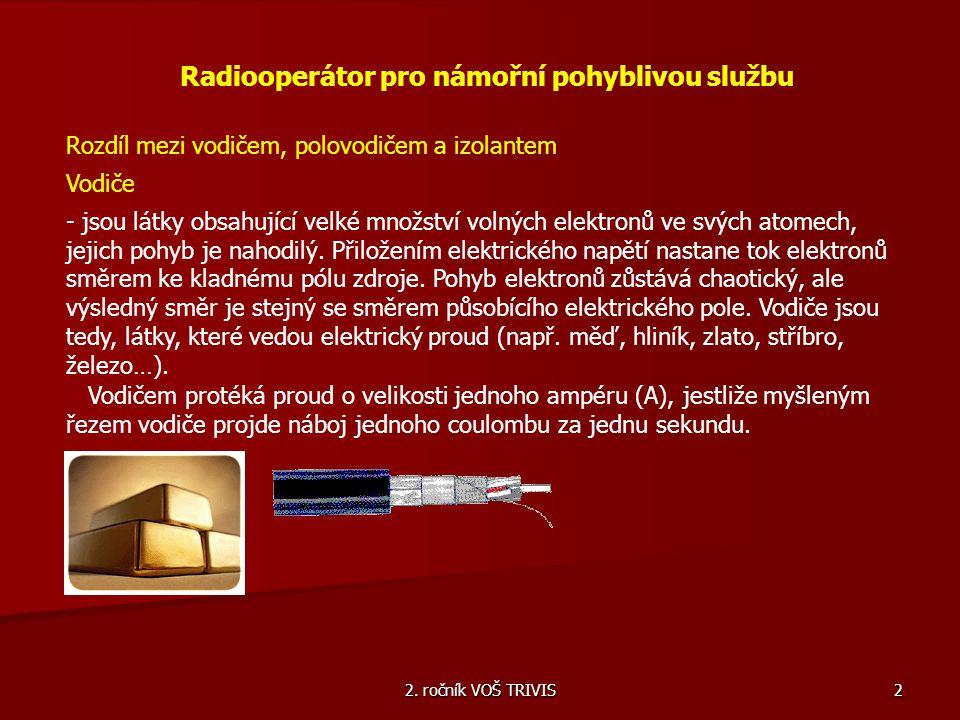 Radiooperátor pro námořní pohyblivou službu