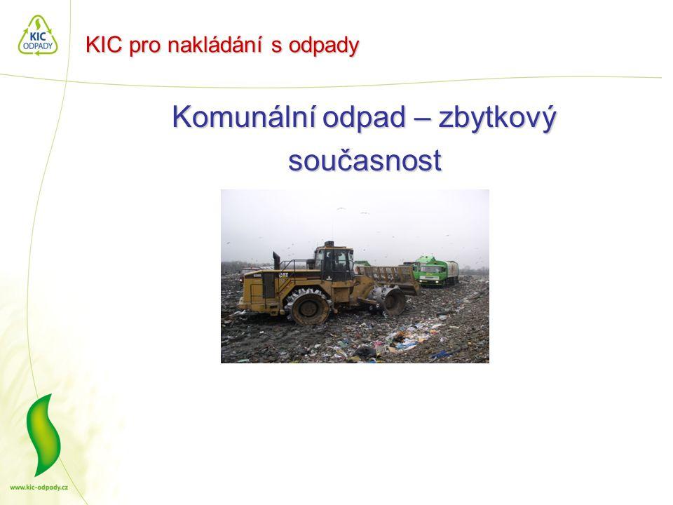 KIC pro nakládání s odpady