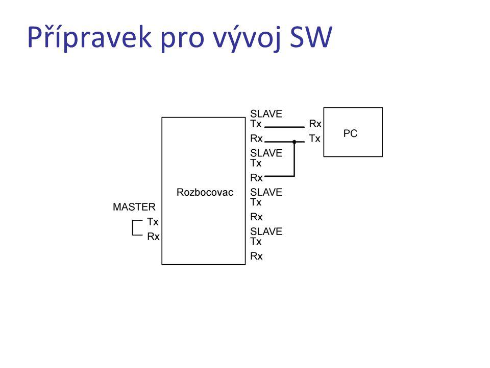 Přípravek pro vývoj SW