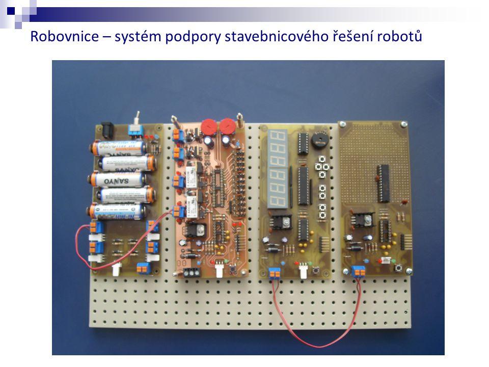 Robovnice – systém podpory stavebnicového řešení robotů