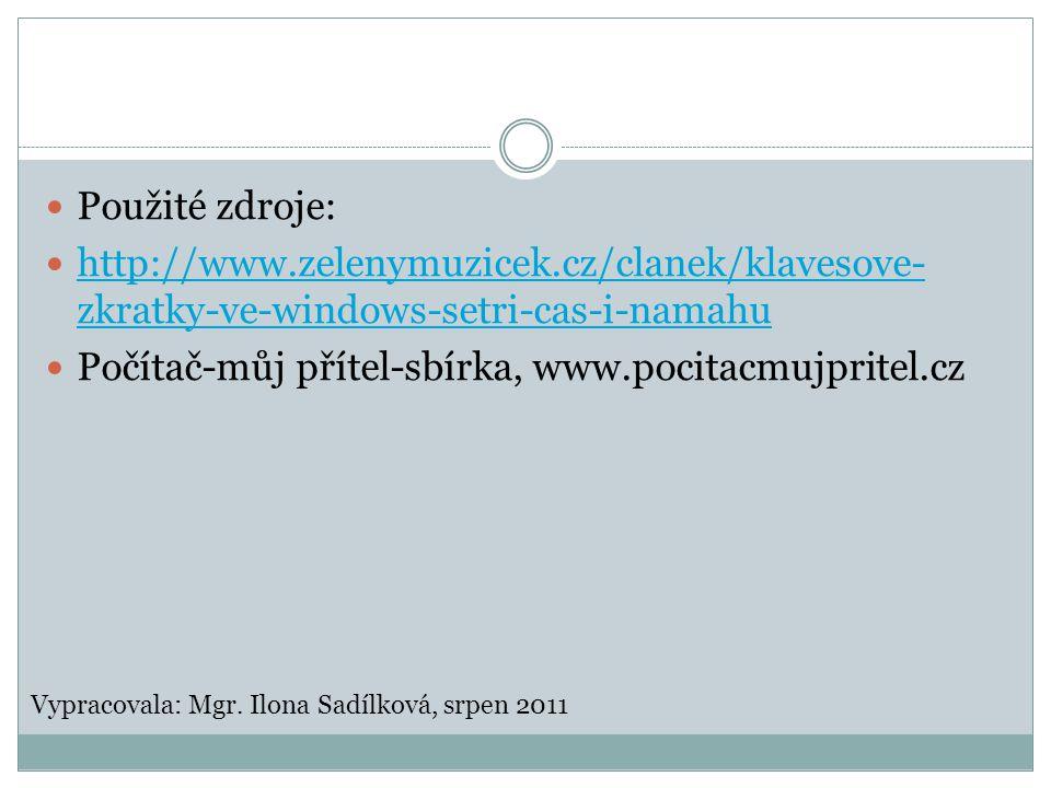 Počítač-můj přítel-sbírka, www.pocitacmujpritel.cz