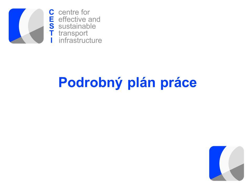 Podrobný plán práce 52