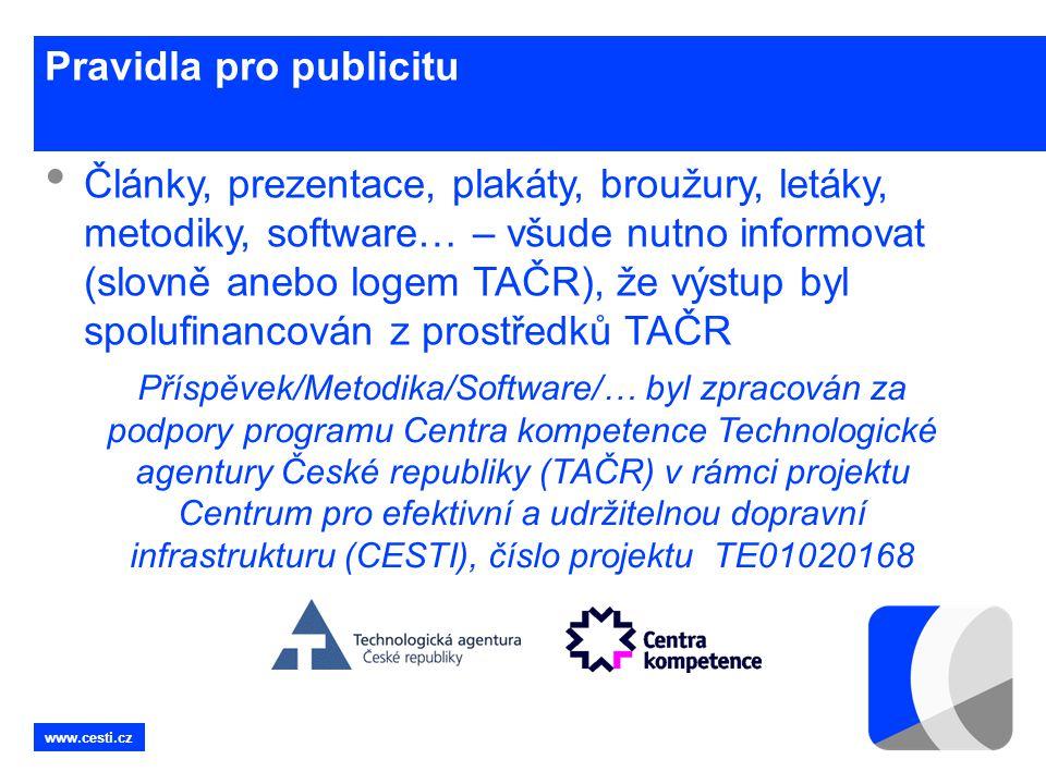Pravidla pro publicitu
