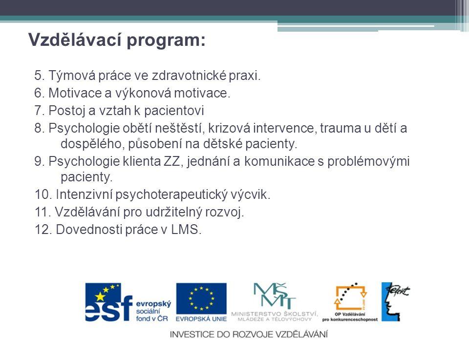 Vzdělávací program: