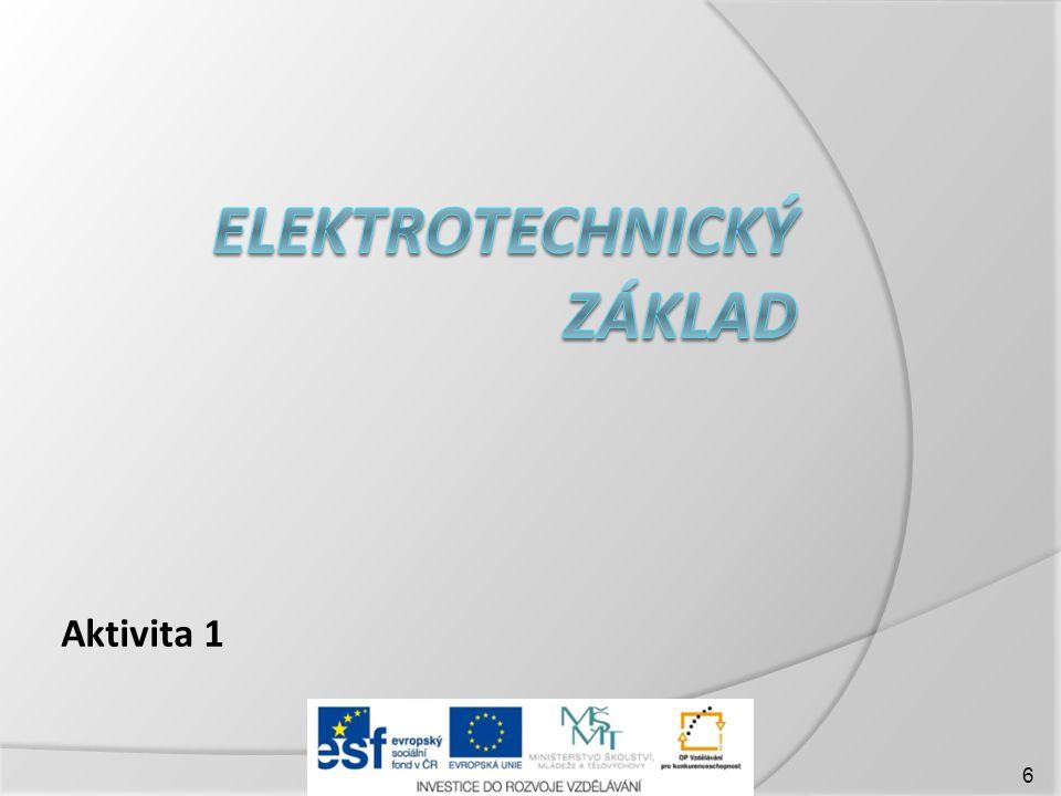 Elektrotechnický základ