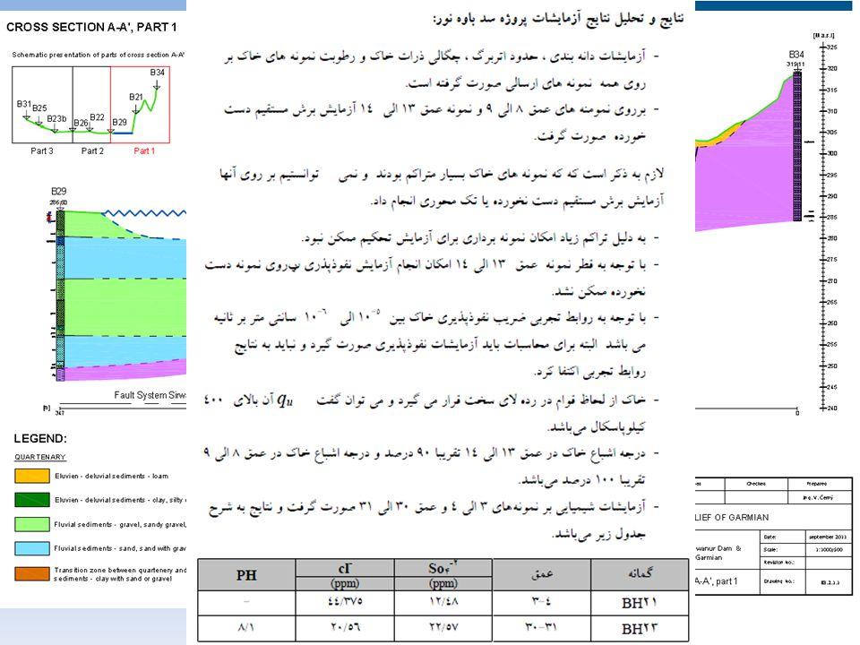 Geotechnický průzkum pro přehrady