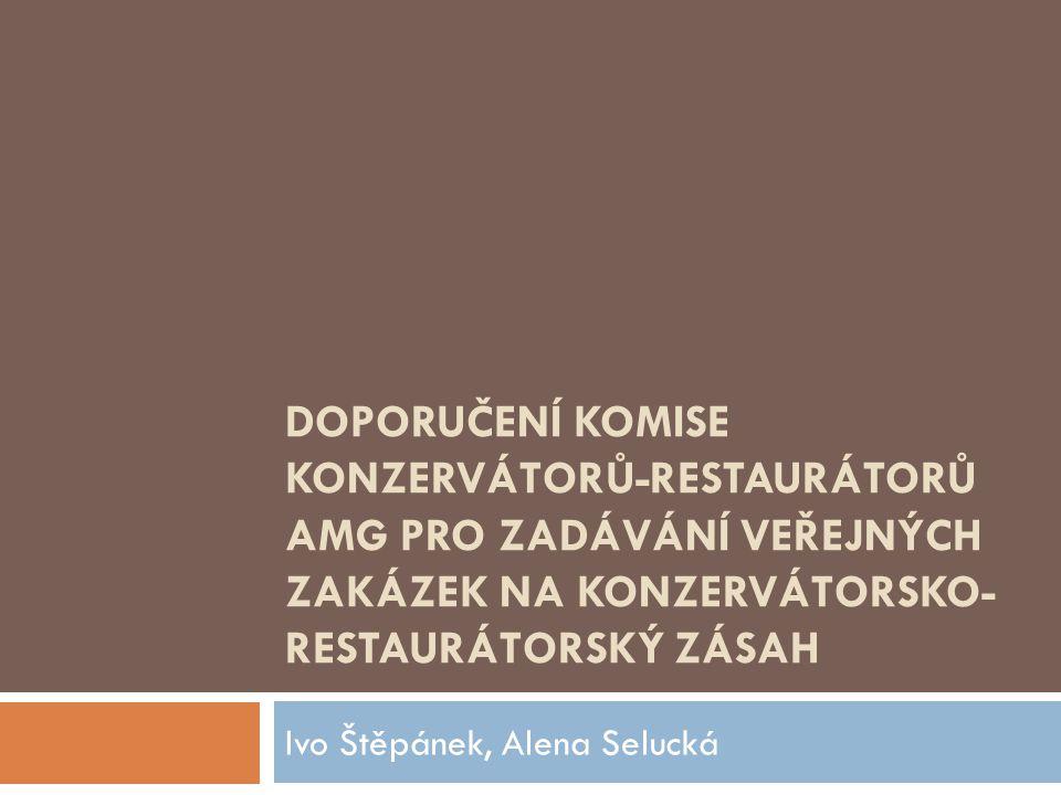 Ivo Štěpánek, Alena Selucká