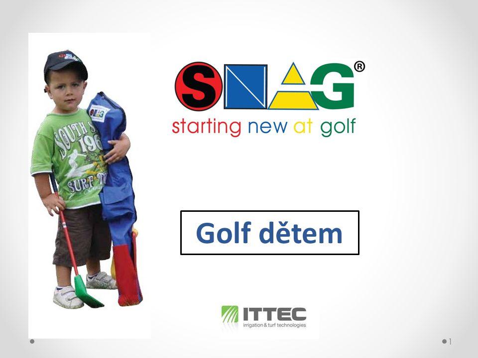 Golf dětem